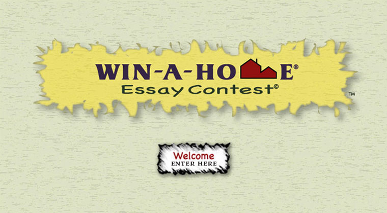 essaycontest com First things has a new feature: an essay contest for young thinkers and scholars.
